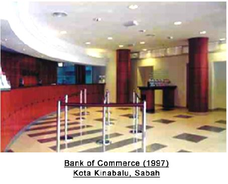 4 BANK OF COMMERCE